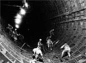 Men working for the PWA