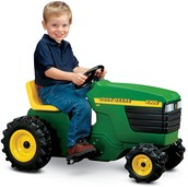 The John Deere Pedal Tractor