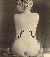 Violin d'Ingres