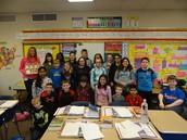 Mrs. Vanderbush's 5th Grade Class