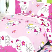 nice cotton bed sheet