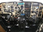 amazing clock,indicator's and controls of a airplane