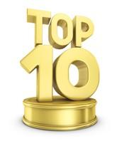 Top TEN in Personal Volume