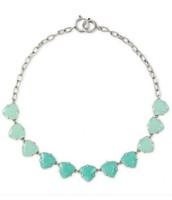Somervell Necklace, Aqua