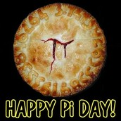 Pi Day is coming March 14th