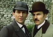 Jeremy Brett, Sherlock Holmes, PBS Mystery