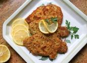 Latvian Meals - Pork
