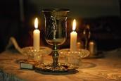 Shabbat set up