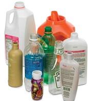 Plastic Bottles & Jugs #'s 1-5 & 7