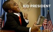 Kid President to the right