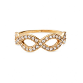 Eternal Band in Gold - Size 8