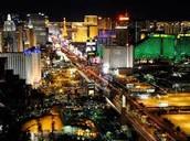 Las Vegas....