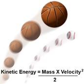 What is potential and kinetic energy