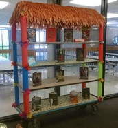 New Addition to North Gaston's Learning Commons
