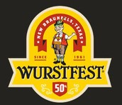 Wurstfest official logo