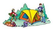 Jr. High Camping Trip