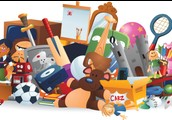 Toys, Leisure and Sports equipment