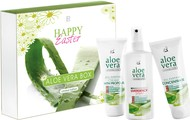 "Aloe Vera Geschenk-Box ""Happy Easter"""