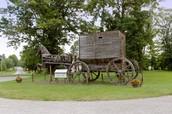 The Wheeled cart Stachu
