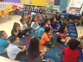 KBR Enjoying a Read Aloud