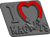 1)What is magnetism? A physical phenomenon produced by the motion of electric charge, resulting in attractive and repulsive forces between objects.  2)What are magnets?   A piece of iron (or an ore, alloy, or other material) that has its component atoms so ordered that the material exhibits properties of magnetism, such as attracting other iron-containing objects or aligning itself in an external magnetic field.  3)What There are temporary and permanent magnets?  Are those which act like a permanent magnet when they are within a strong magnetic field, but lose their magnetism when the magnetic field disappears. Examples would be paperclips and nails and other soft iron items.
