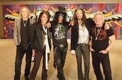 My Favorite Rock N' Roll Band, Aerosmith!