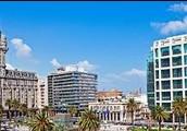 Montevideo, Uruguay es una ciudad que es muy hermosa.