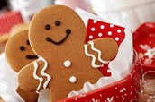 December 9 Cookie or Sweet Treat Exchange!