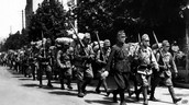 Japan annexes Korea(1910)