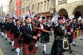 The Scottish people