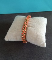 SOLD Vintage Twist Orange - $15
