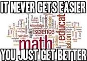 Get better at math