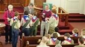 Scout Sunday - Feb. 7