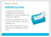 Redefine Eye Cloths