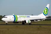 Welke dienst levert Transavia.com ?