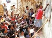 Desarrollo de la educación.
