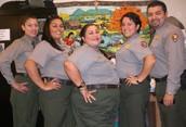 Presidio National Park Service Rangers & Partners