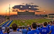 The Tulsa Golden Hurricane Football stadium
