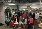 Congratulations to all HCS National Merit Semi- Finalists!