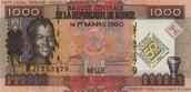 4) Guinean Franc