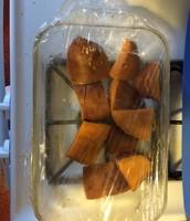 Preparation of Sweet Potato