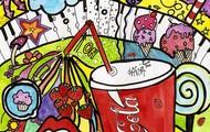 Coca Cola Pop Art!