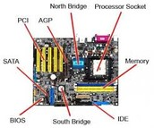 here are some of the different components
