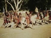 Bailes subsaharianos