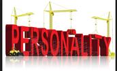 Personality needed