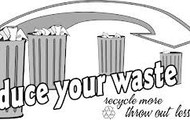 reduce your waste!