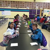 Cookie Dough Fundraiser/Panther Celebration Day/Reading Buddies Snow Cone Party