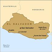 El Salvador's history