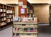 Allen Middle School Library Media Center