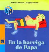 En la barriga de Papa.